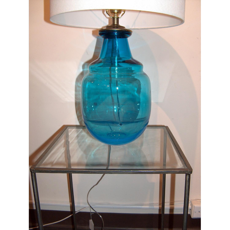 Aqua Murano Table Lamp - image-2