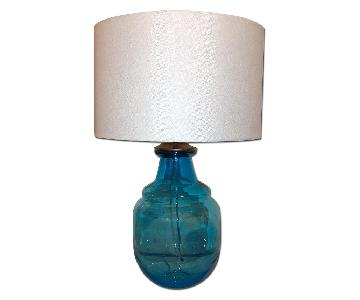 Aqua Murano Table Lamp