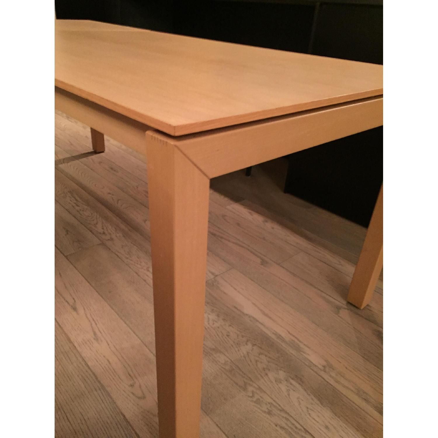 Calligaris Expandable Table in Birch - image-3