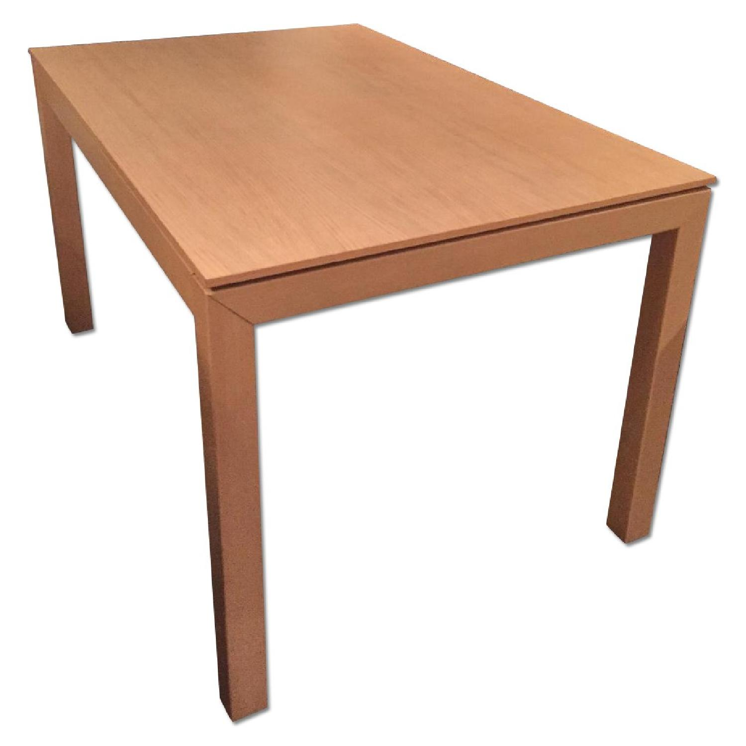 Calligaris Expandable Table in Birch - image-0