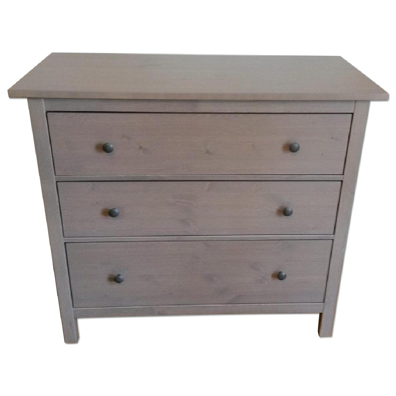 Ikea Hemnes 3 Drawer Dresser - image-0
