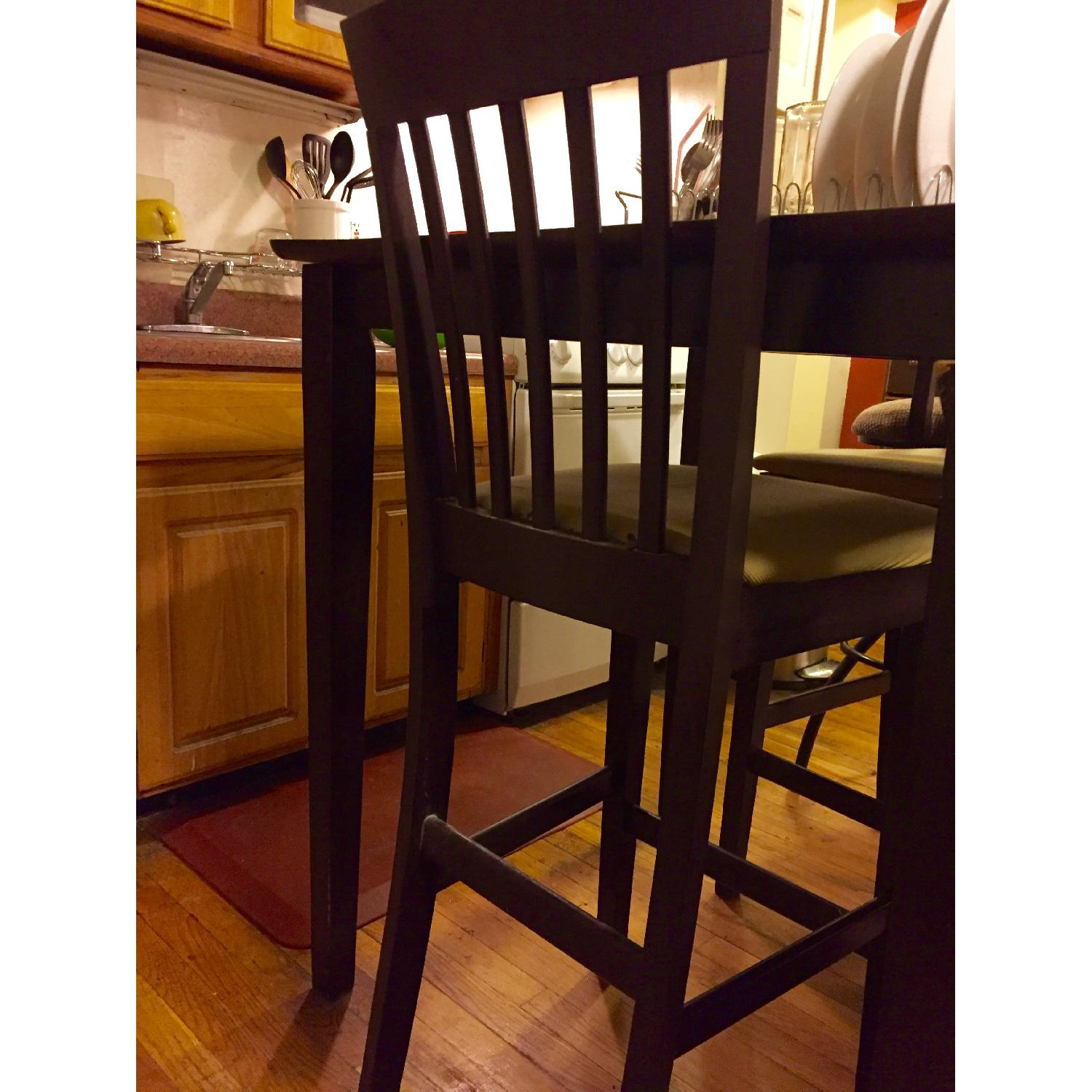 Dining/Pub Table w/ 2 Chairs - image-1