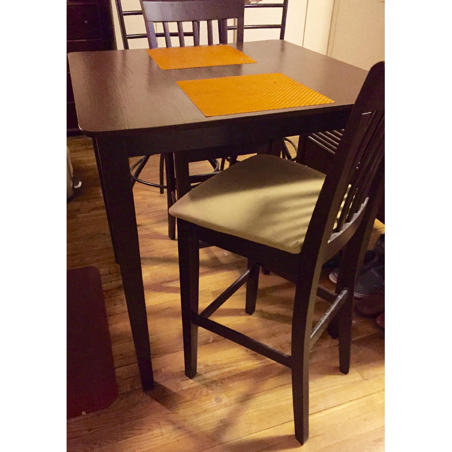 Dining/Pub Table w/ 2 Chairs - image-2