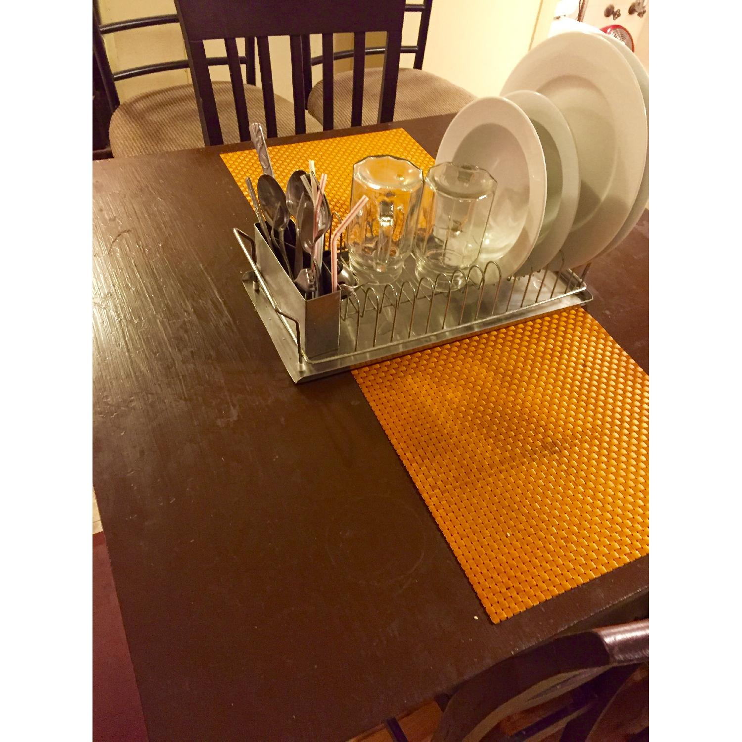 Dining/Pub Table w/ 2 Chairs - image-3