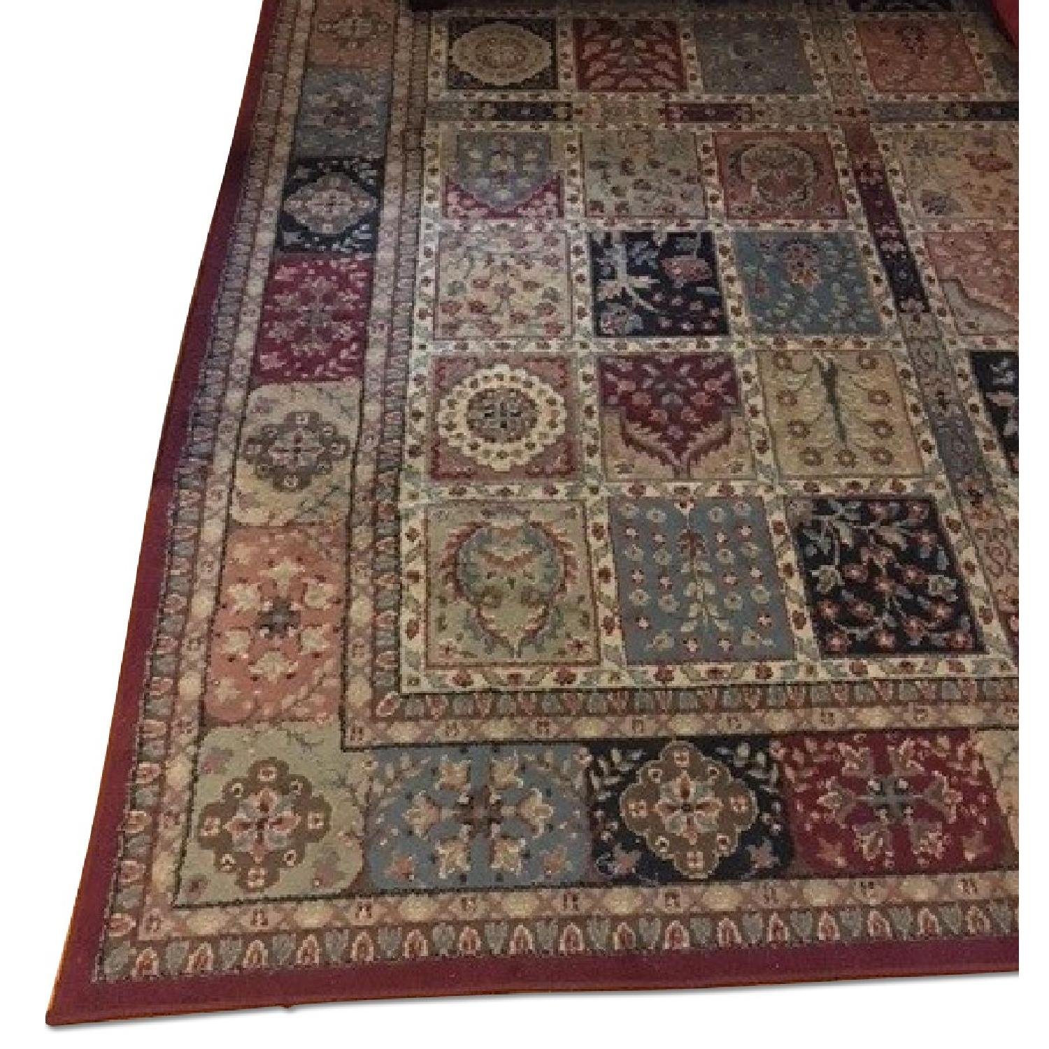 Home Depot Multi-Colored Rug - image-0