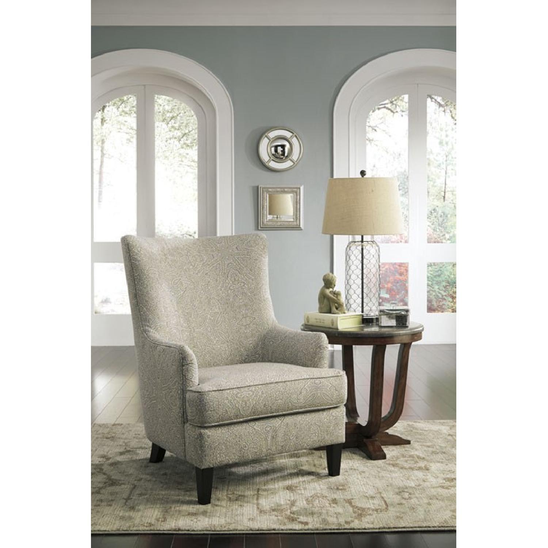 Ashley's Kieran Chateau Accent Chair - image-1
