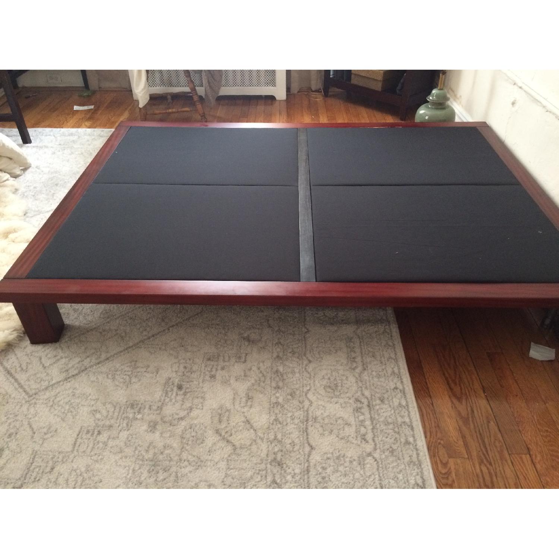 Charles P. Rogers Platform Full Size Bed Frame - image-9