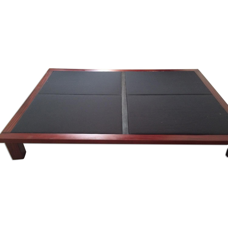 Charles P. Rogers Platform Full Size Bed Frame - image-0