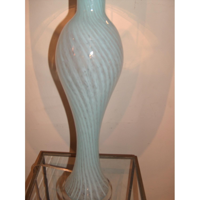 Swirled Murano Table Lamp - image-2