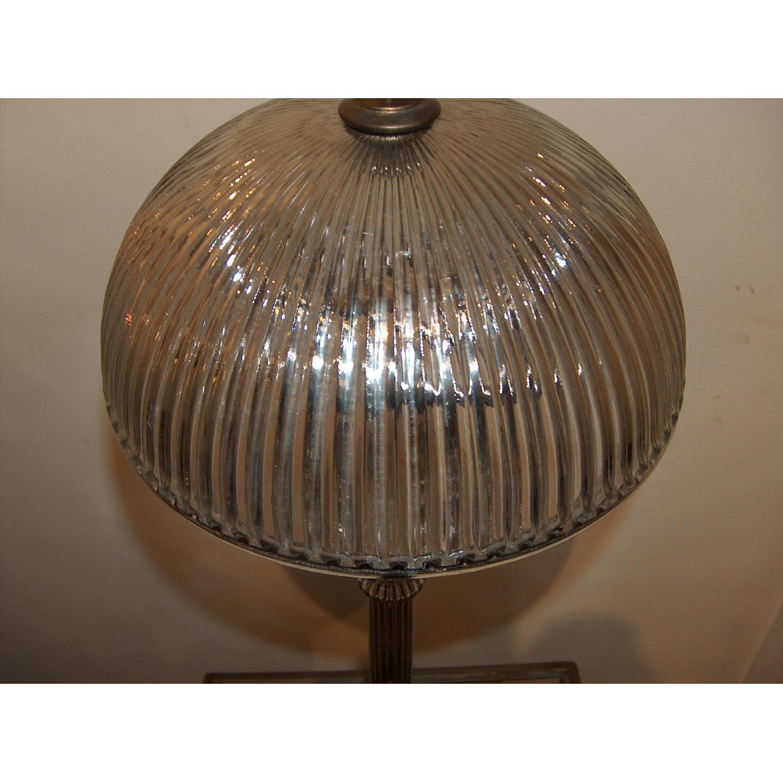 Crystal Art Glass Table lamp - image-3