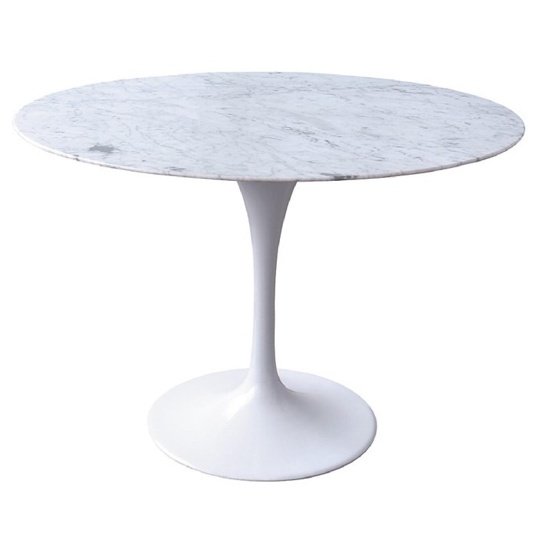 LexMod Saarinen Style Tulip Table - image-0