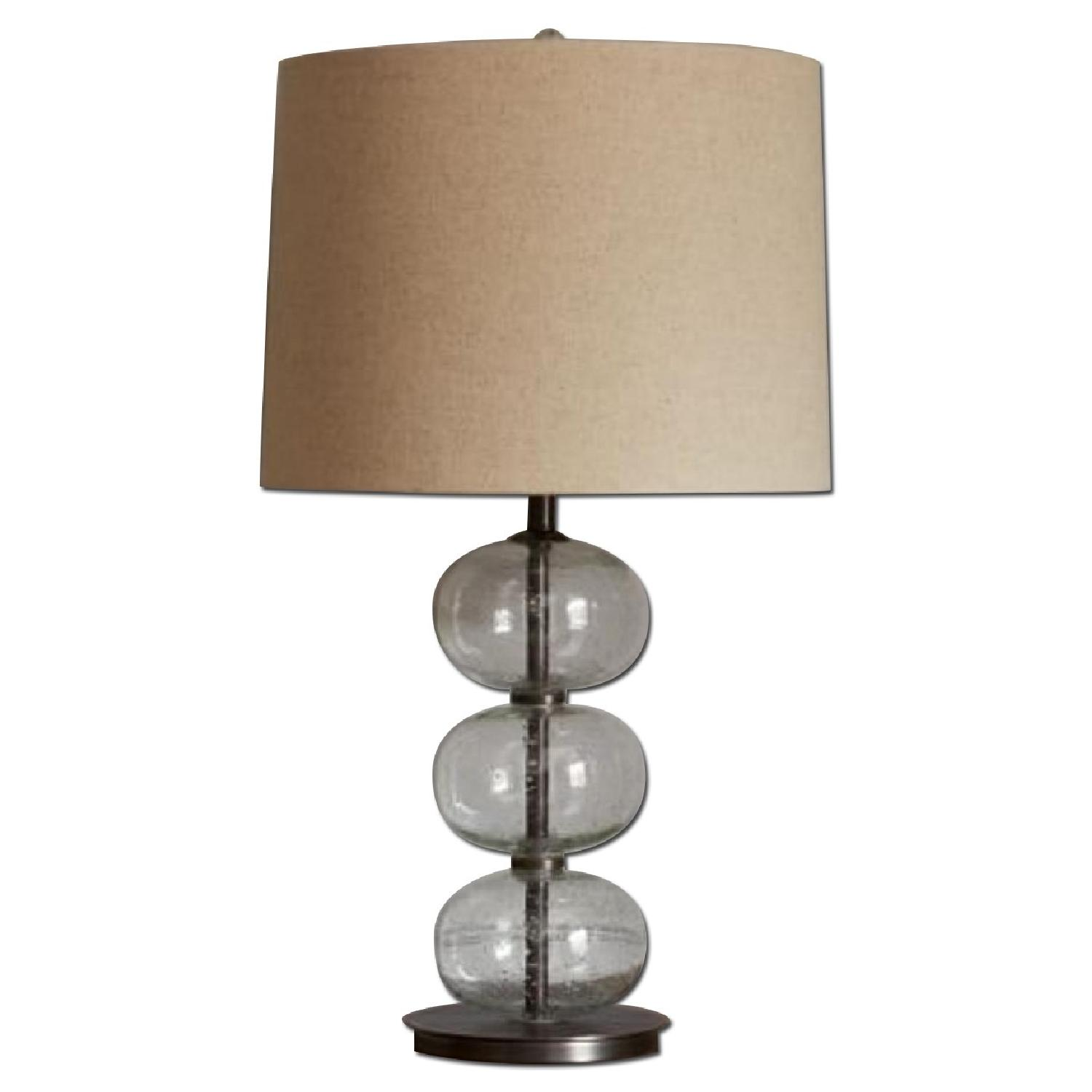 West Elm Abacus Table Lamp - image-0