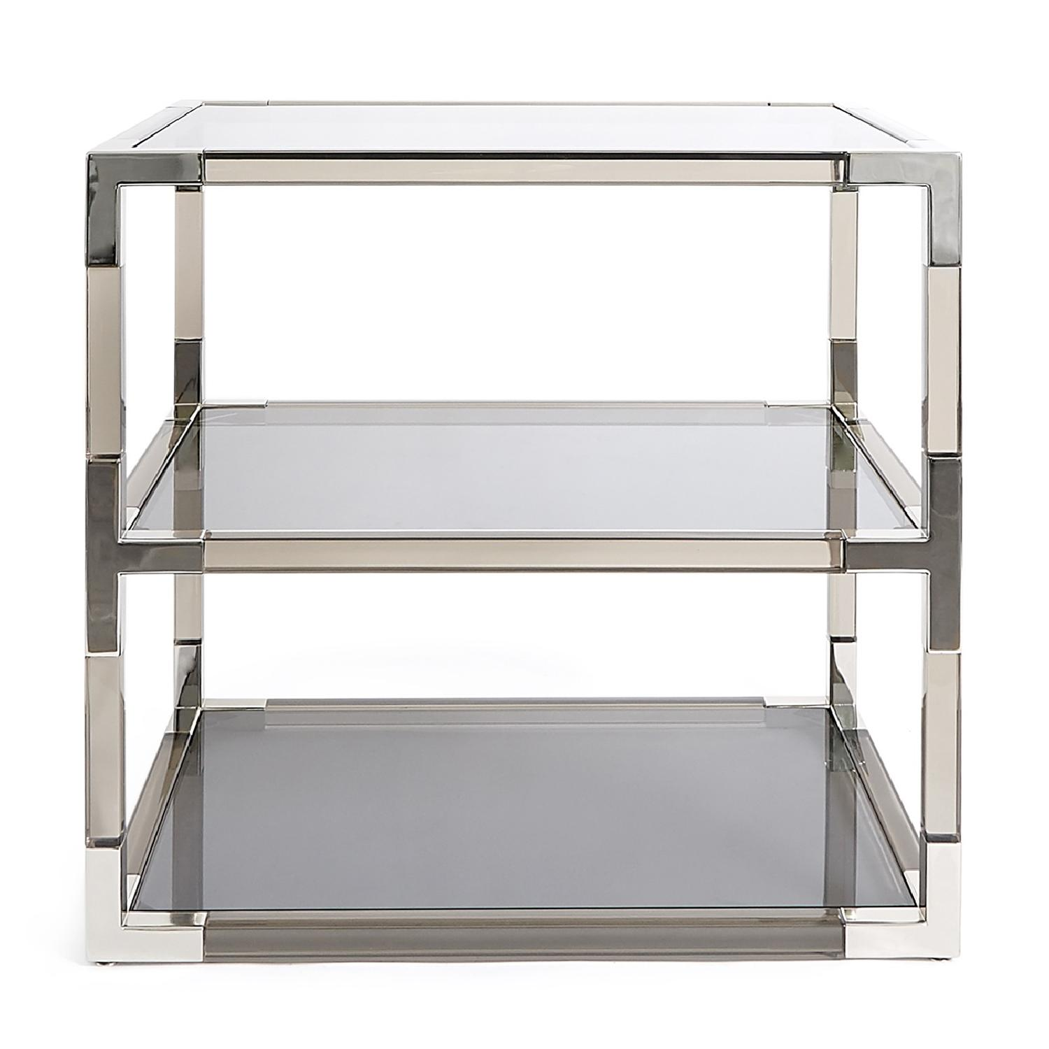 Jonathan Adler Jacques Two-Tier Side Tables - image-8