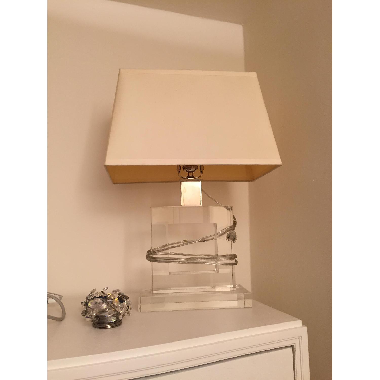 Restoration Hardware Table Lamp - image-1