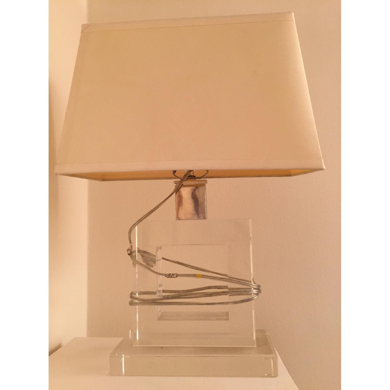 Restoration Hardware Table Lamp - image-3