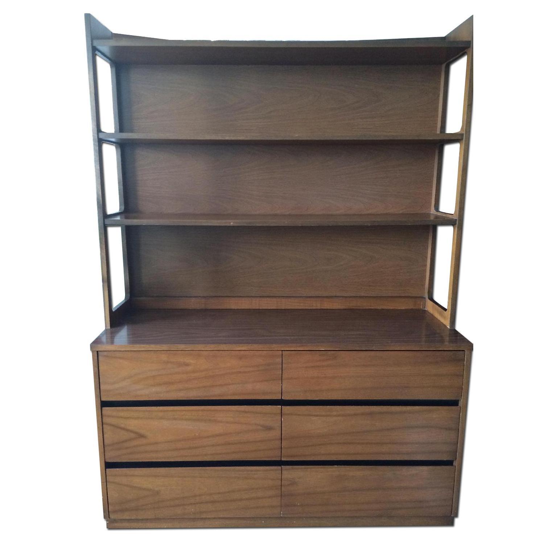 Vintage Bookcase - image-0