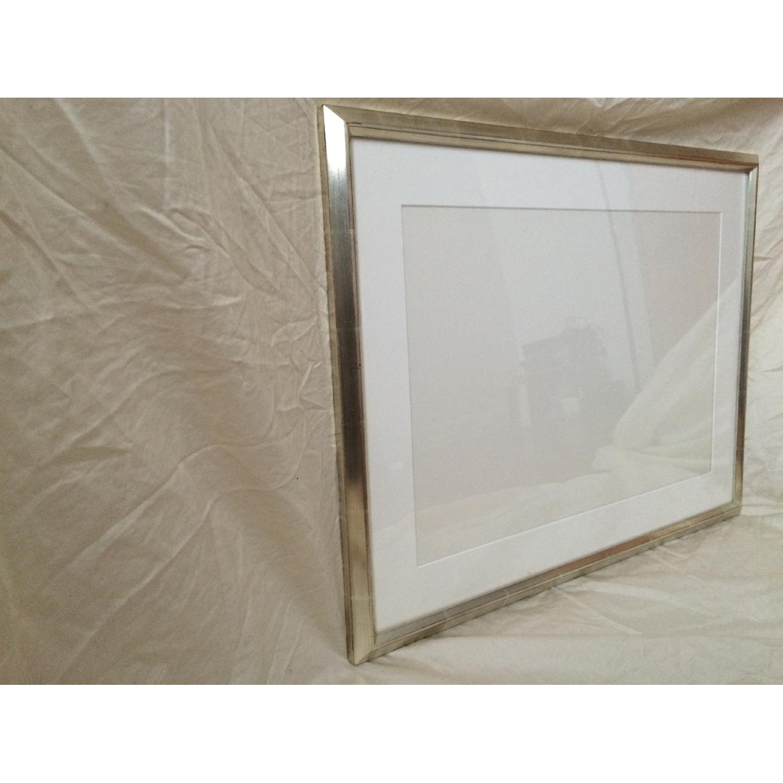 Silver Leaf Picture Frame - image-2