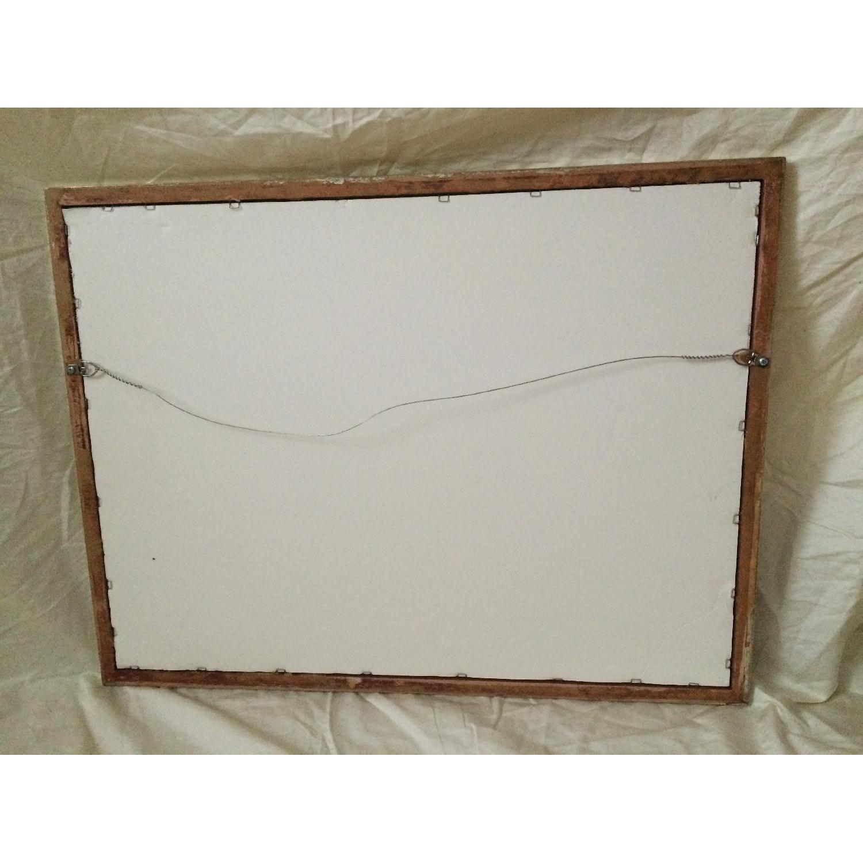 Silver Leaf Picture Frame - image-3