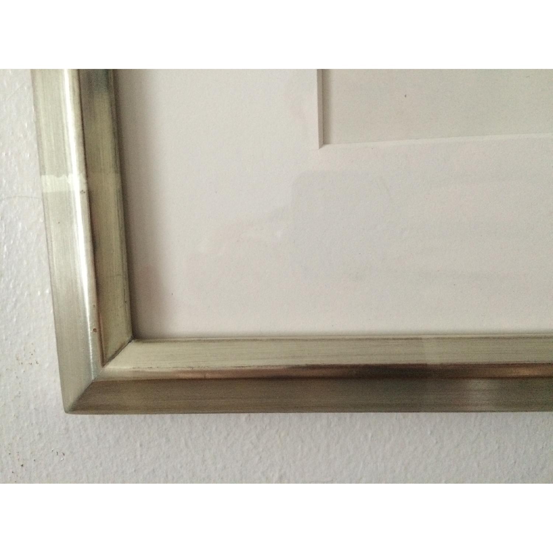 Silver Leaf Picture Frame - image-5
