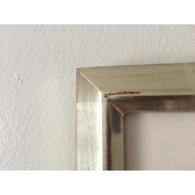 Silver Leaf Picture Frame - image-6