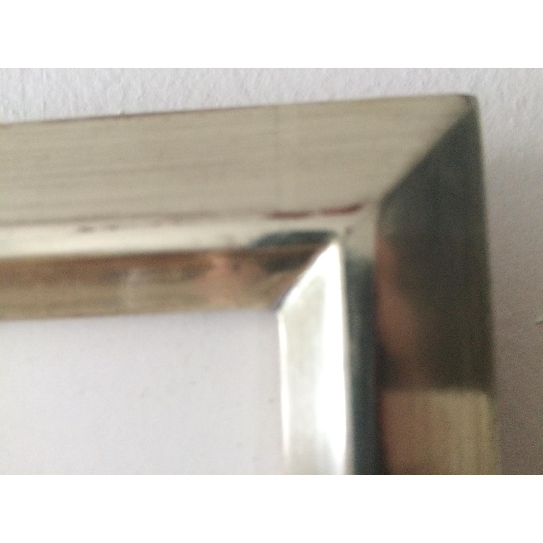 Silver Leaf Picture Frame - image-7