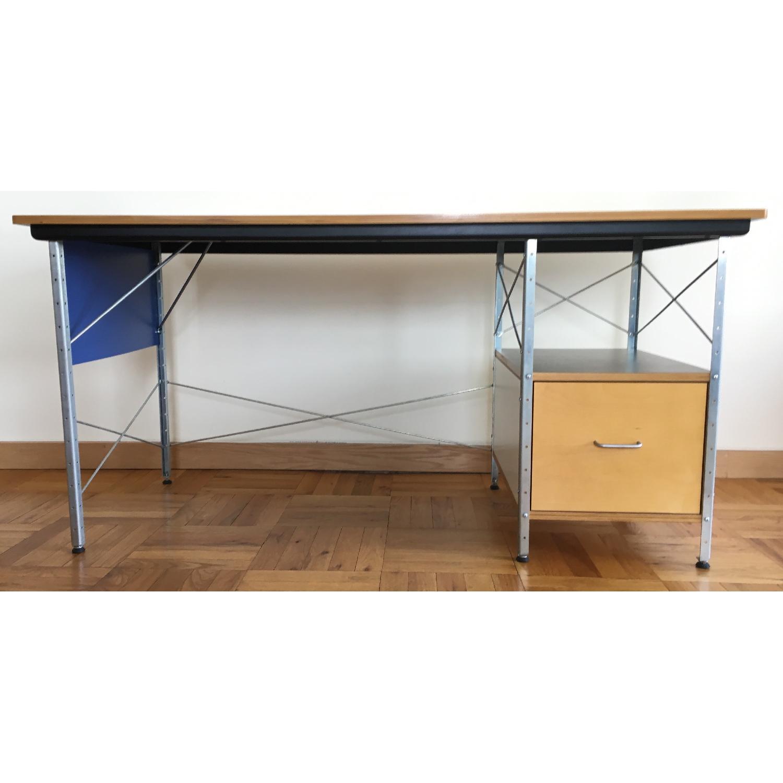 Herman Miller Eames  Multicolor Desk Unit - image-1