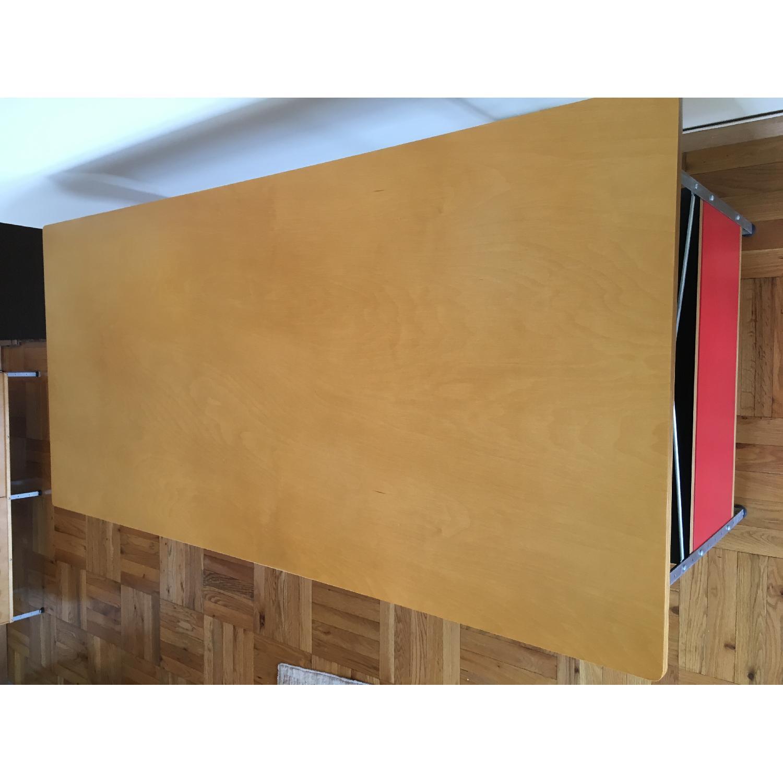 Herman Miller Eames  Multicolor Desk Unit - image-2