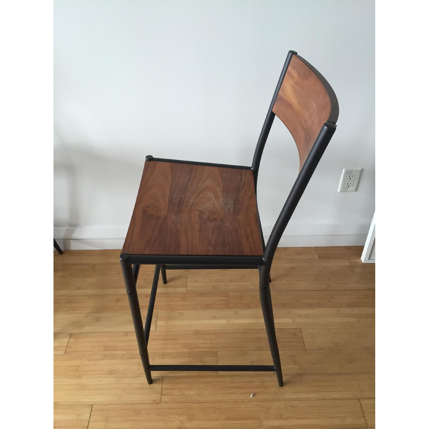 West Elm Counter Stools - image-2