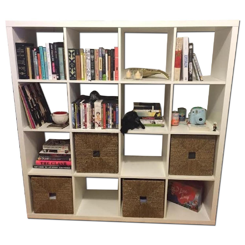 Ikea Kallax Bookcase - image-0