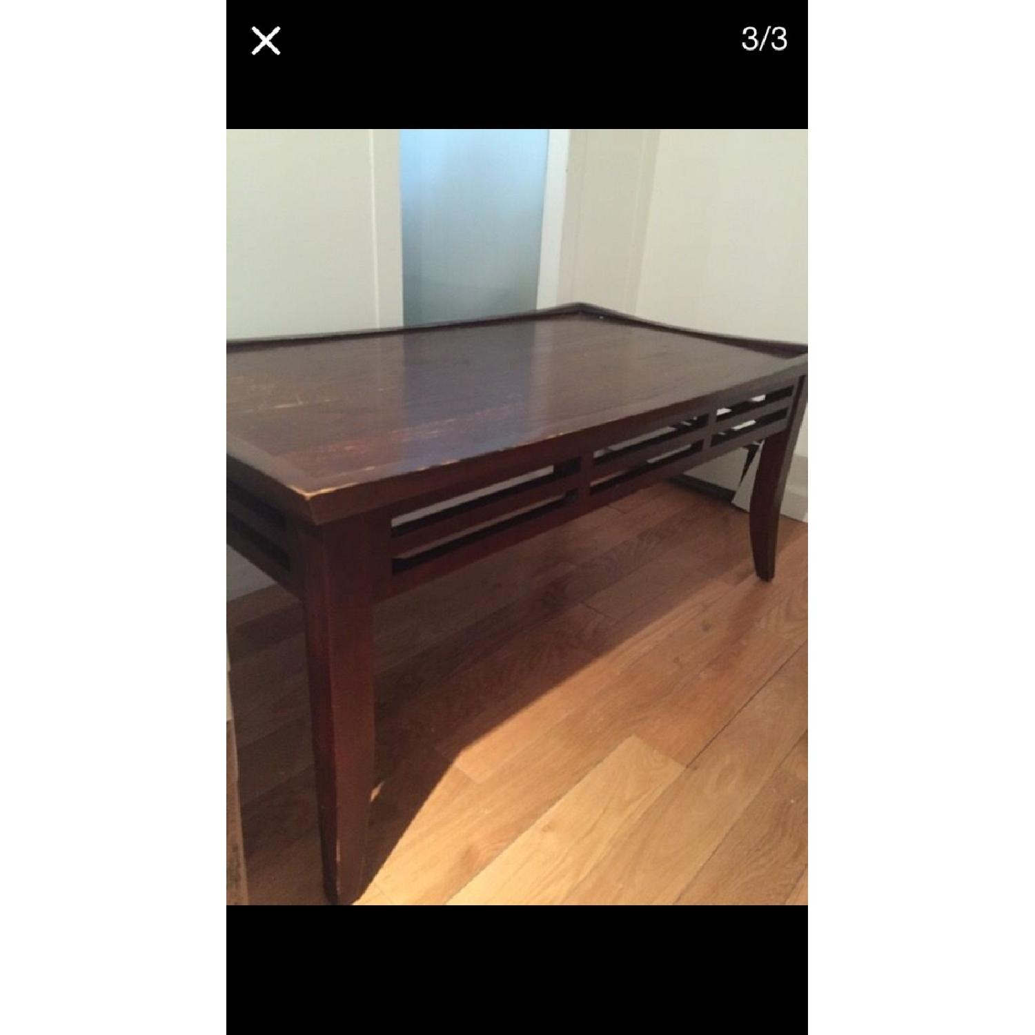 Pier 1 Coffee Table - image-2