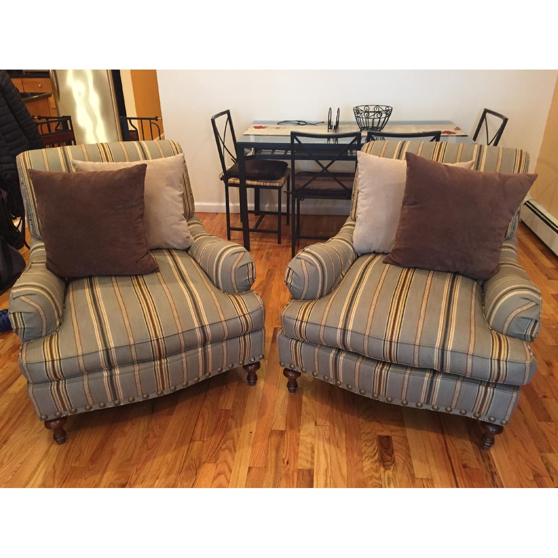 Theodore Alexander Garden Room Arm-Chairs - image-1