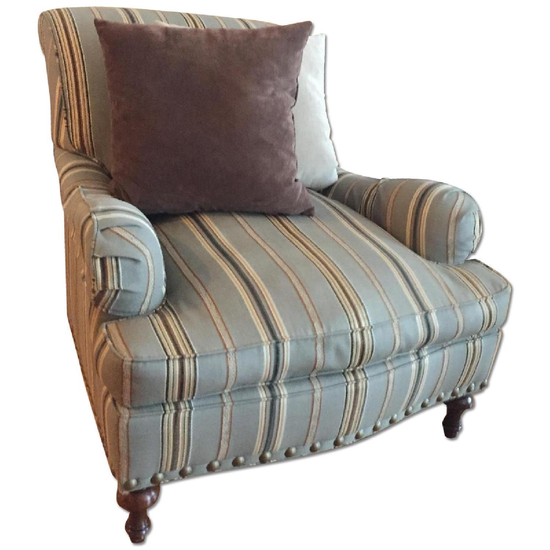 Theodore Alexander Garden Room Arm-Chairs - image-0