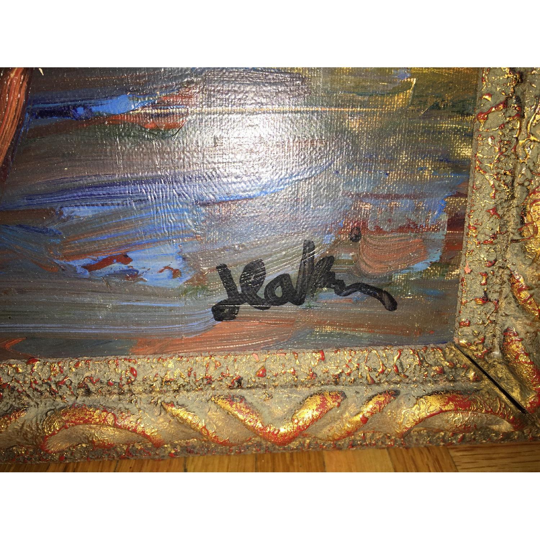 Italian Oil Painting On Canvas - image-3