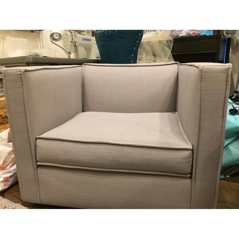 CB2 Club Chair - image-2
