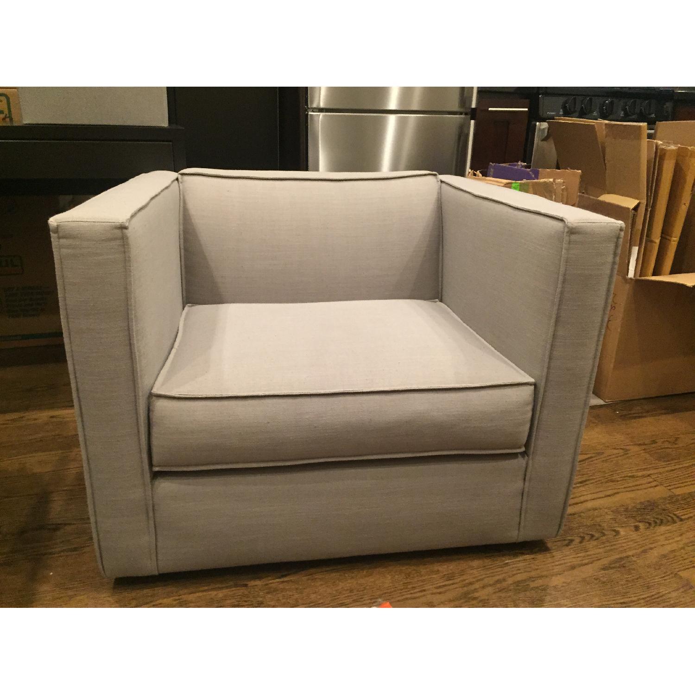 CB2 Club Chair - image-7