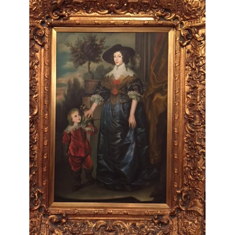 Woman w/ Son & Monkey - image-4