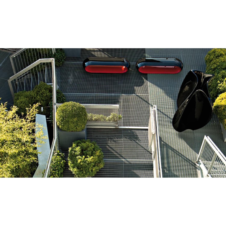 Serralunga Loop Design Bench - image-2
