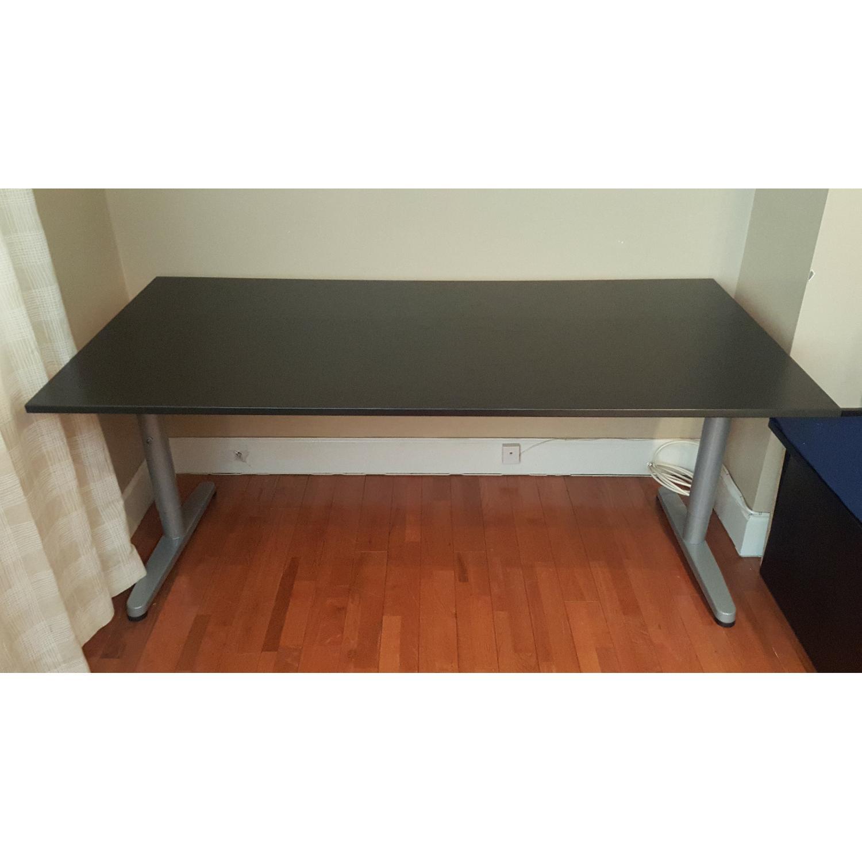 Ikea Galant Desk - image-1