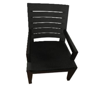 Holly Hunt Ile De Ra Armchair
