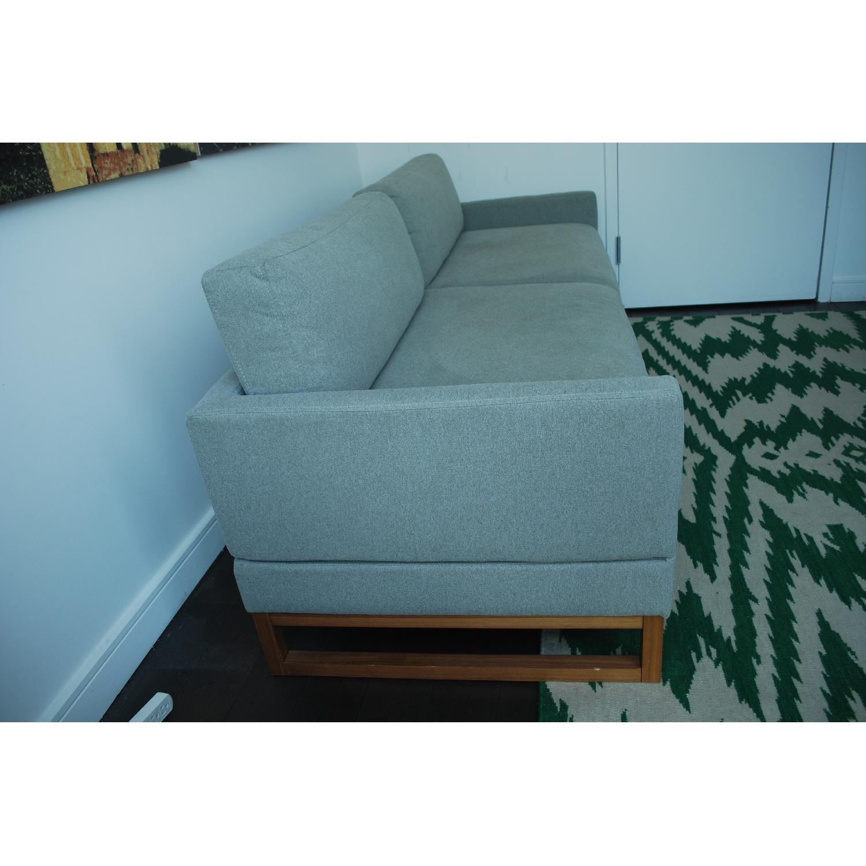 Blu Dot Diplomat Apartment Sized Sleeper Sofa - image-3
