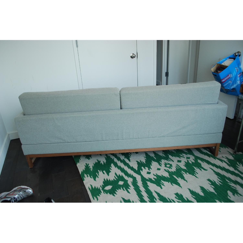 Blu Dot Diplomat Apartment Sized Sleeper Sofa - image-4