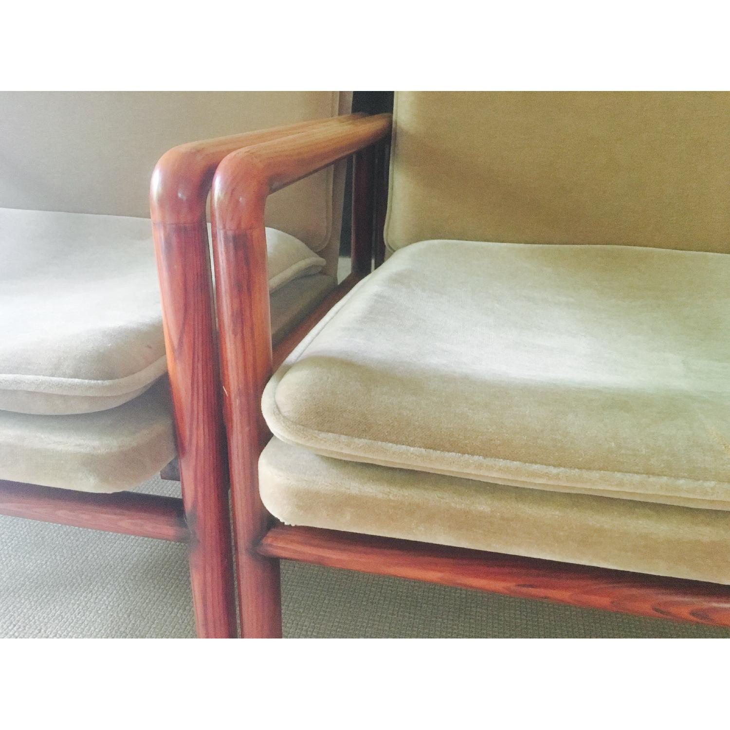 Mid Century Lounge Chairs - image-2