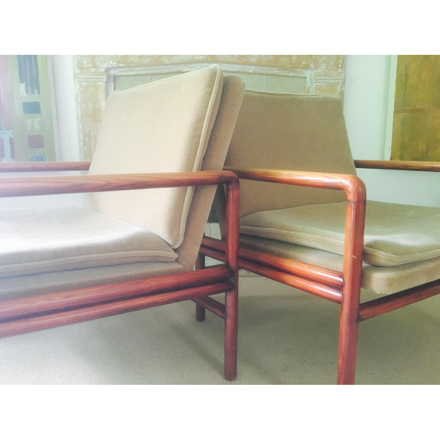 Mid Century Lounge Chairs - image-4