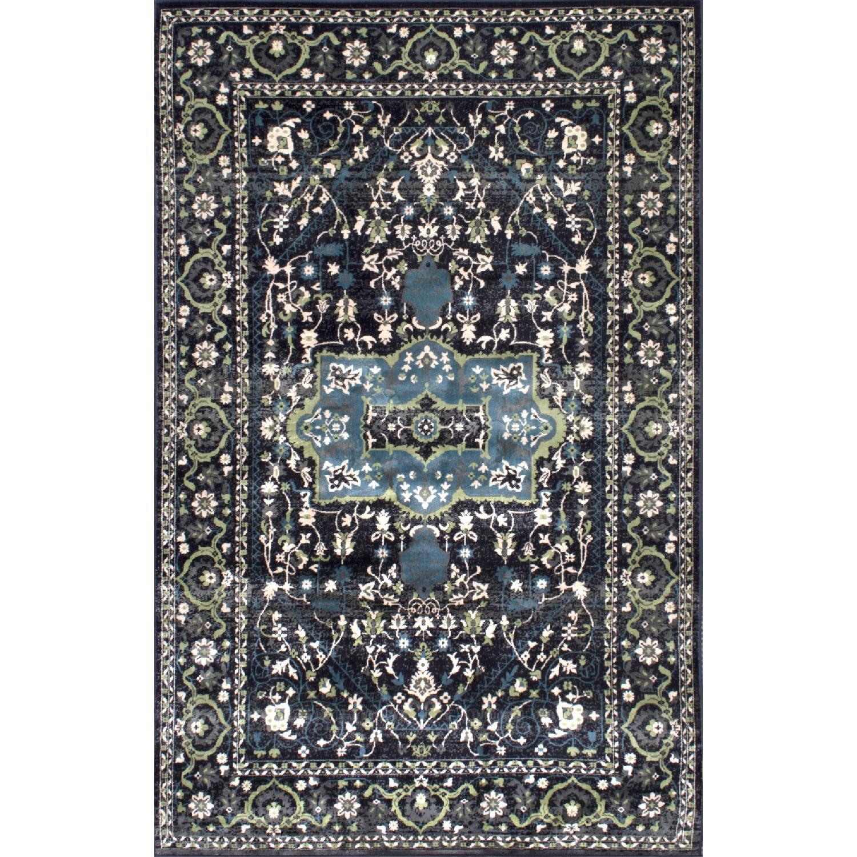 Turkish Style Wool Rug - image-0