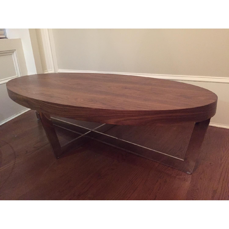 Pangaea Home & Garden Walnut Coffee Table - image-3