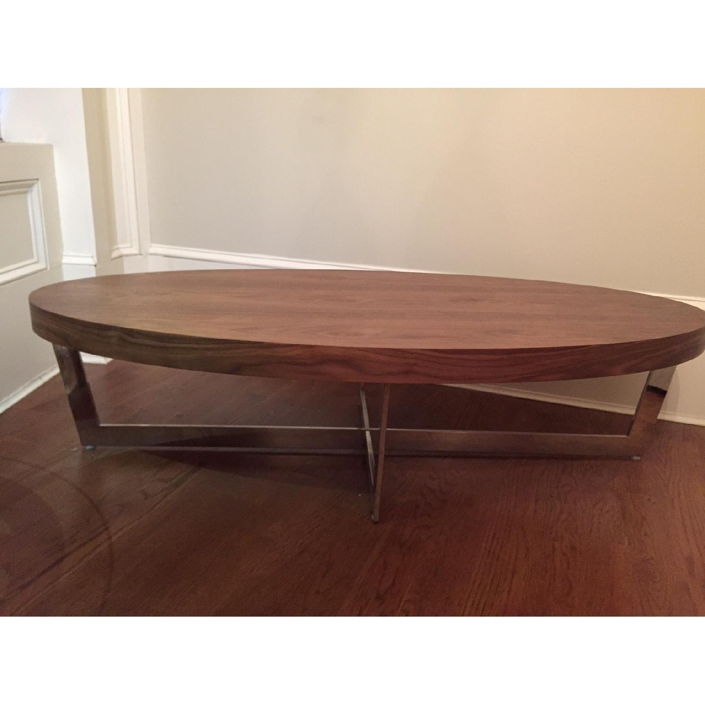Pangaea Home & Garden Walnut Coffee Table - image-4