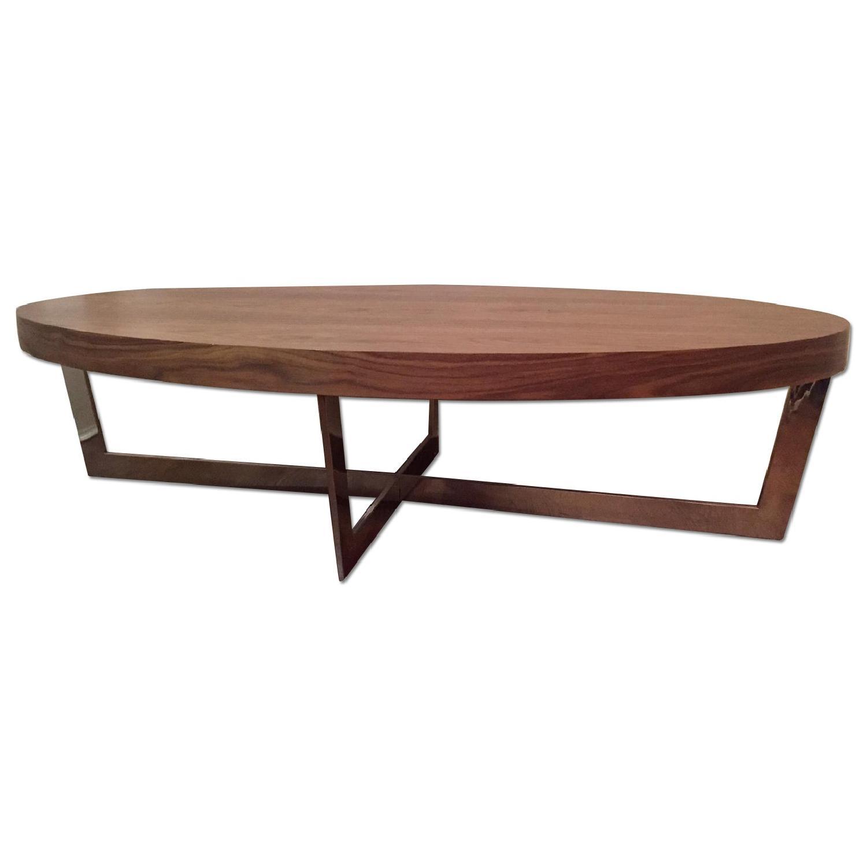 Pangaea Home & Garden Walnut Coffee Table - image-0