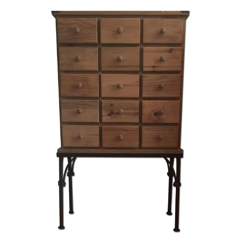 15 Drawer Dresser - image-0