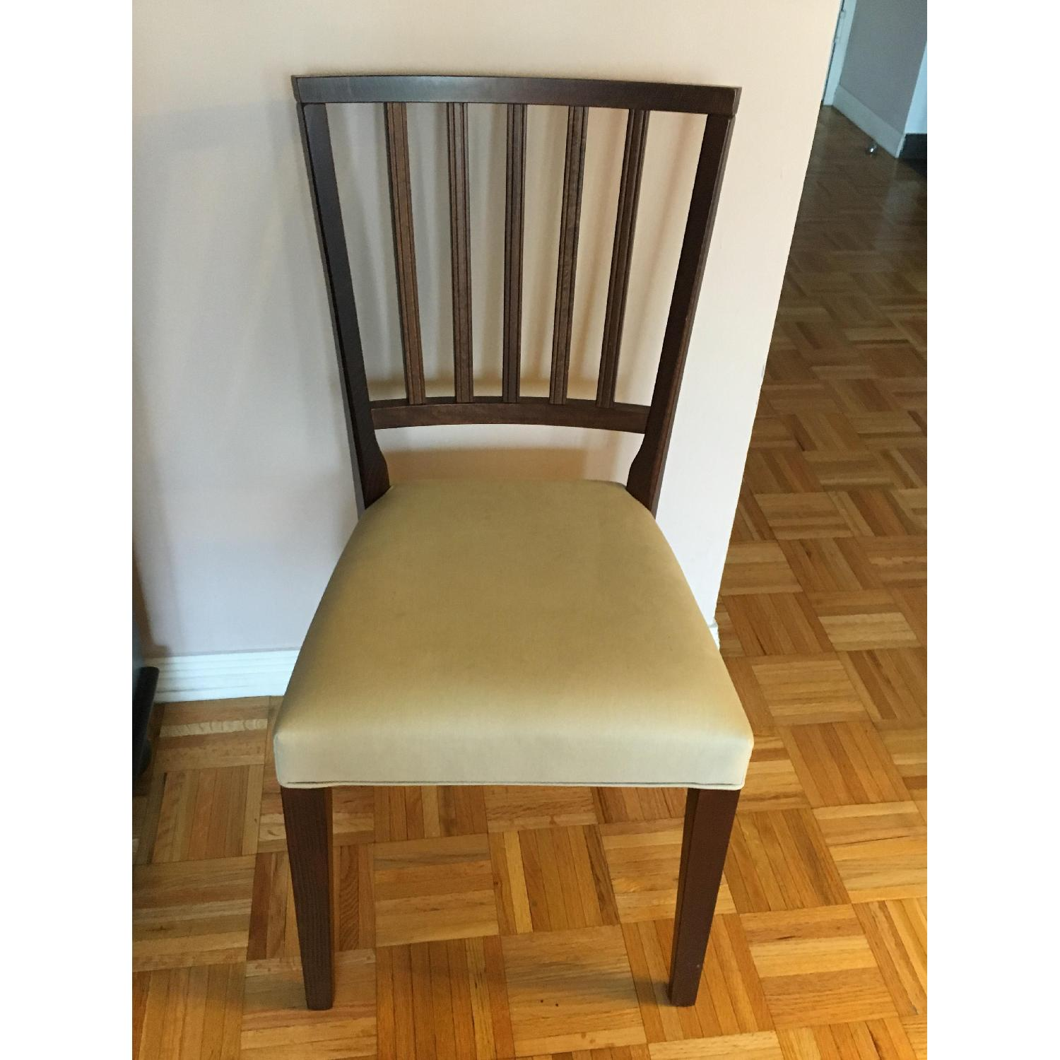 Pottery Barn Dining Chairs - image-1