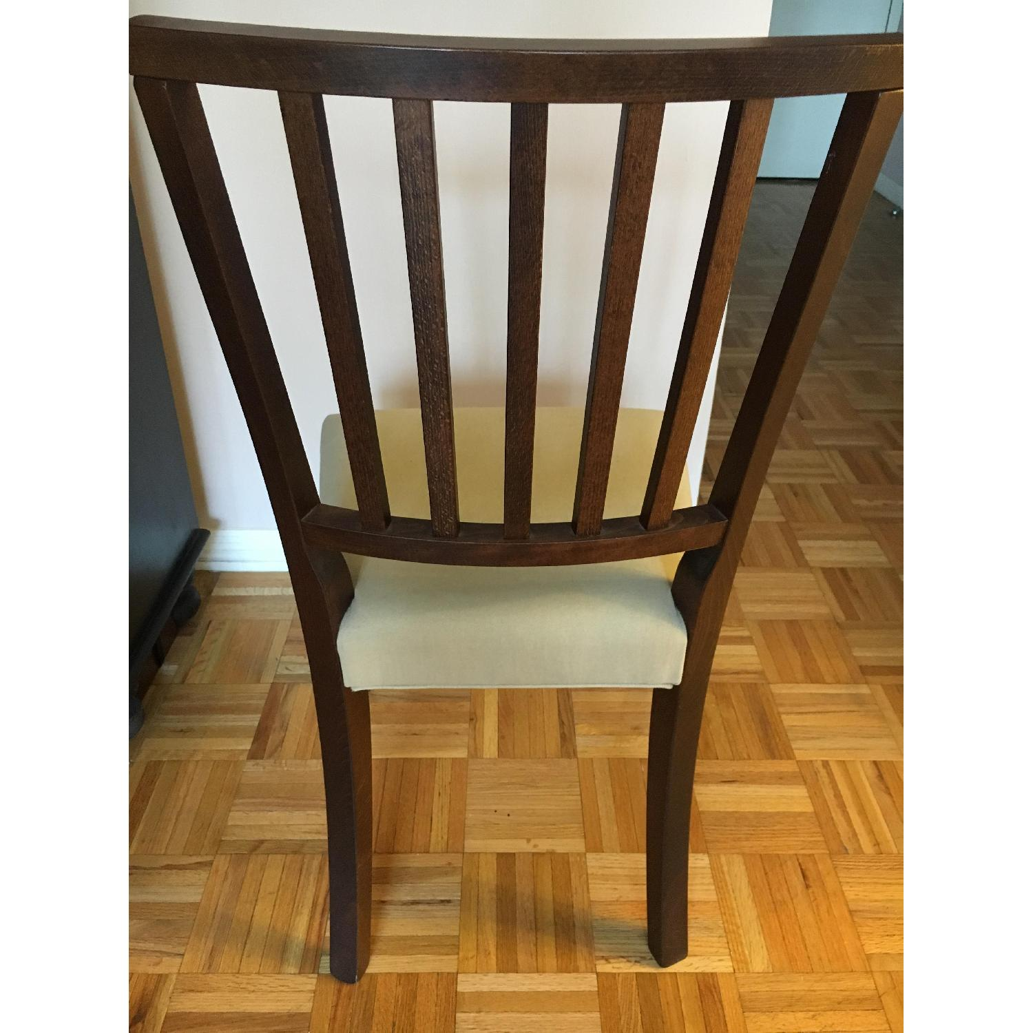 Pottery Barn Dining Chairs - image-3
